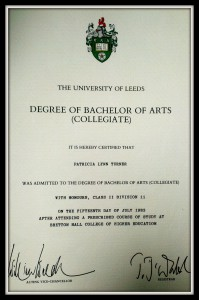 A highly practical degree